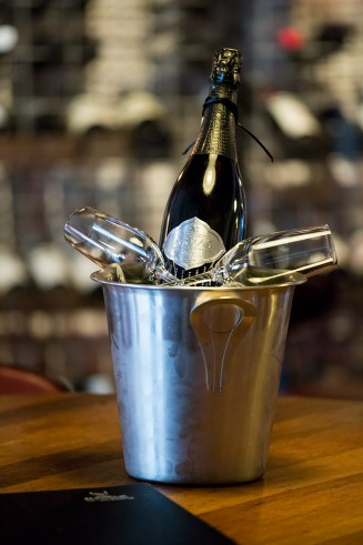 20th Edition late disgorged Sparkling wine from House of Arras.